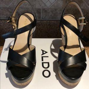 6ced645f9dc1 Aldo Shoes - Aldo Madyson Wedge black